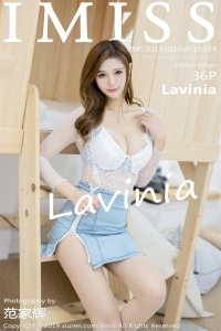 [IMiss爱蜜社]2019.10.16 Vol.384 Lavinia [36P69MB]